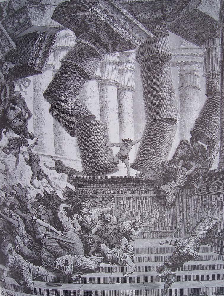 La Bible illustrée par Gustave Doré - Page 3 Gravur74