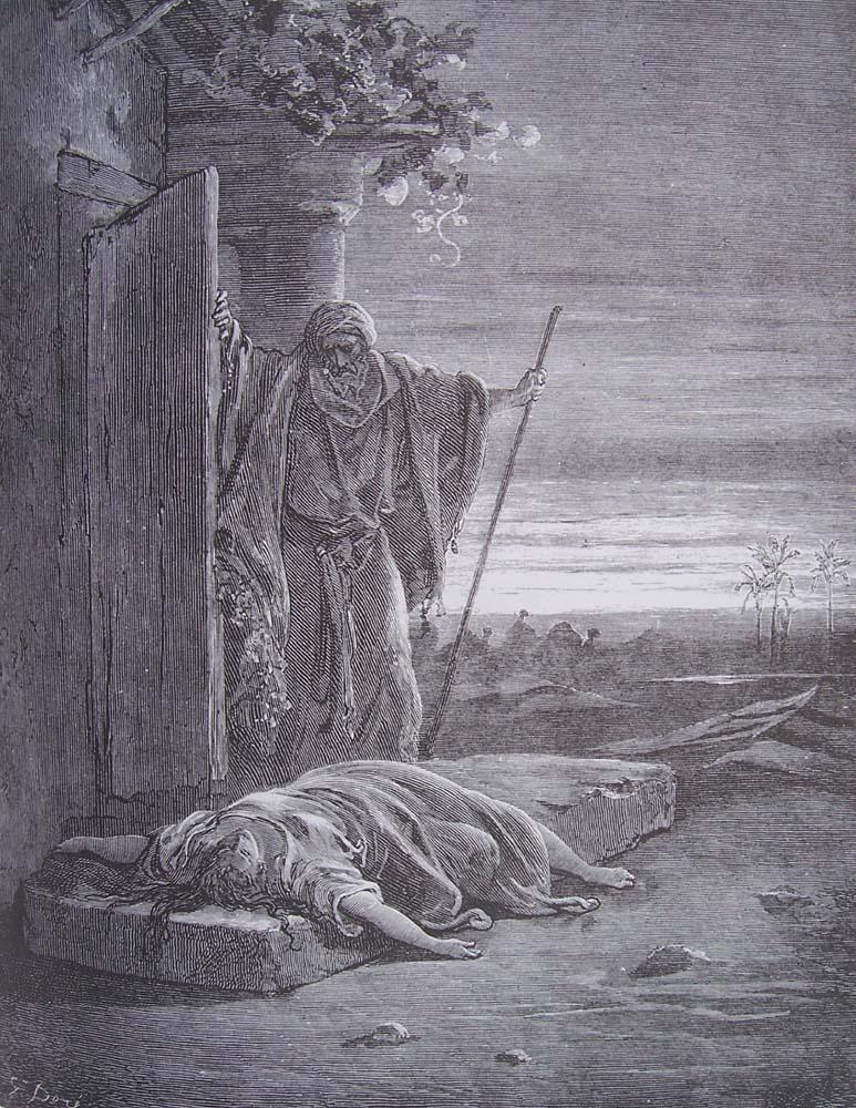 La Bible illustrée par Gustave Doré - Page 3 Gravur75