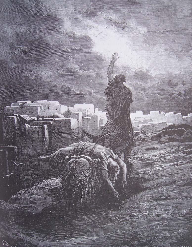 La Bible illustrée par Gustave Doré - Page 3 Gravur76