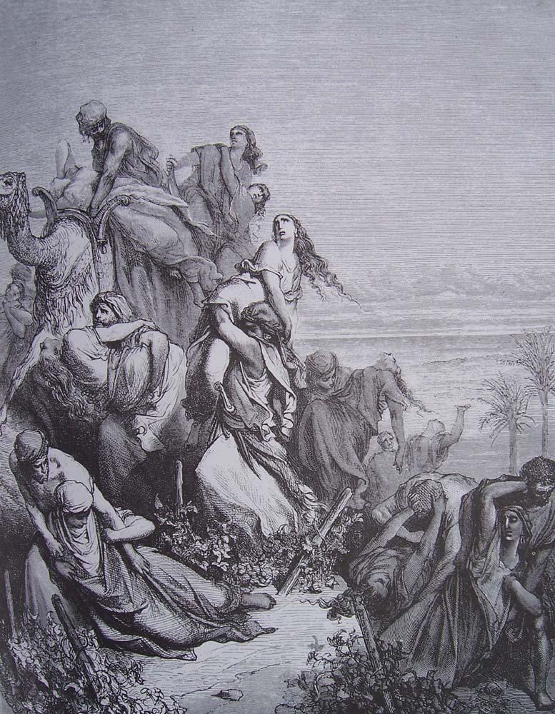 La Bible illustrée par Gustave Doré - Page 3 Gravur77