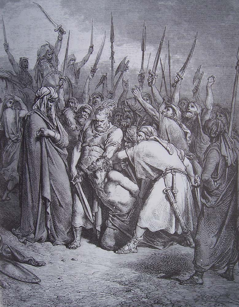 La Bible illustrée par Gustave Doré - Page 3 Gravur81