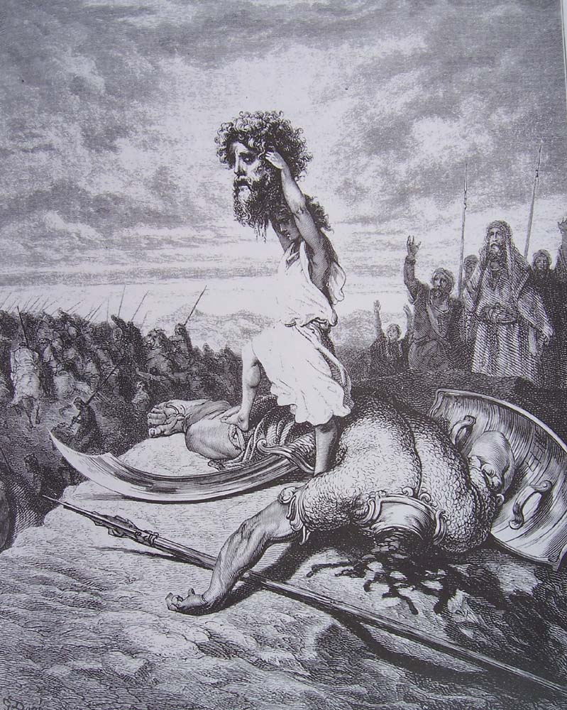 La Bible illustrée par Gustave Doré - Page 3 Gravur82