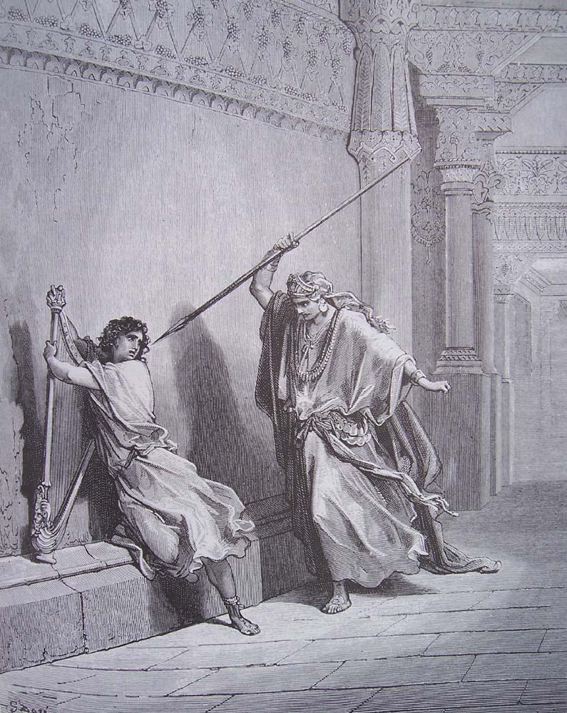 La Bible illustrée par Gustave Doré - Page 4 Gravur83