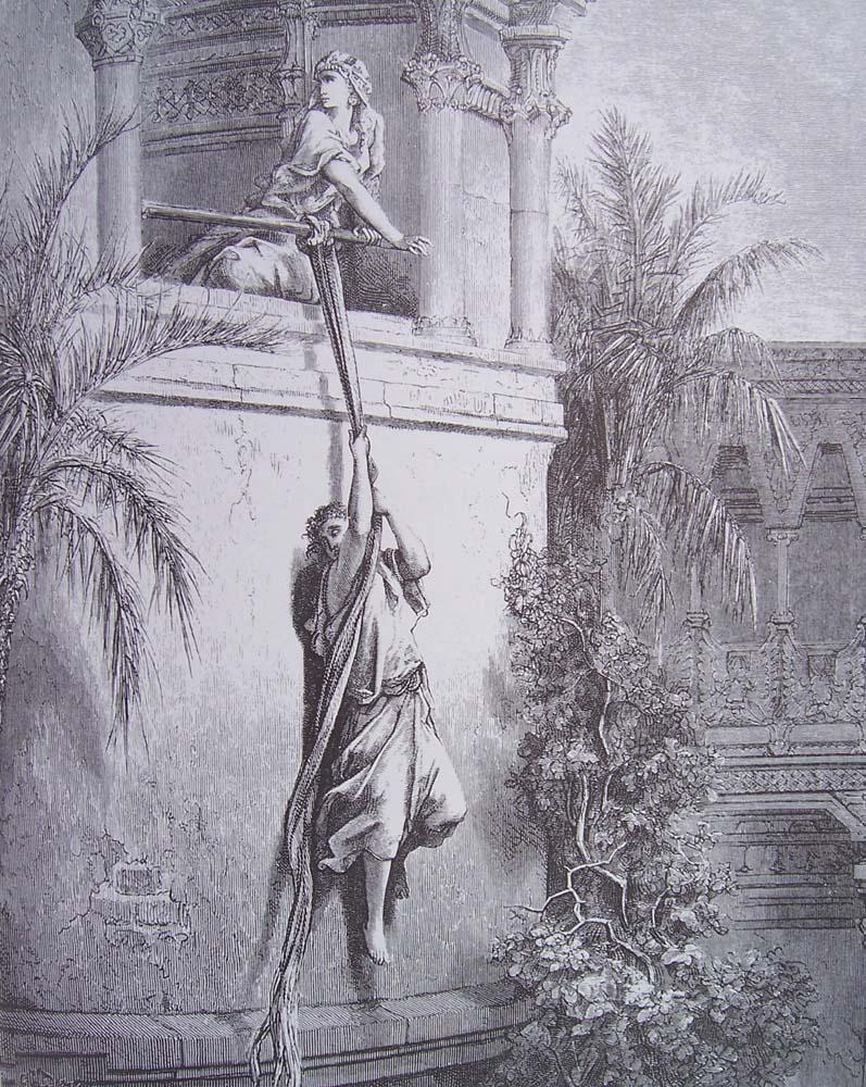 La Bible illustrée par Gustave Doré - Page 4 Gravur84