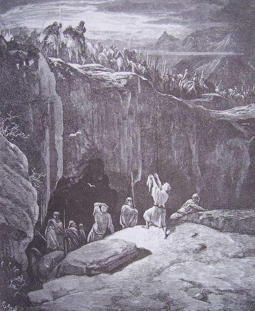La Bible illustrée par Gustave Doré - Page 4 Gravur85