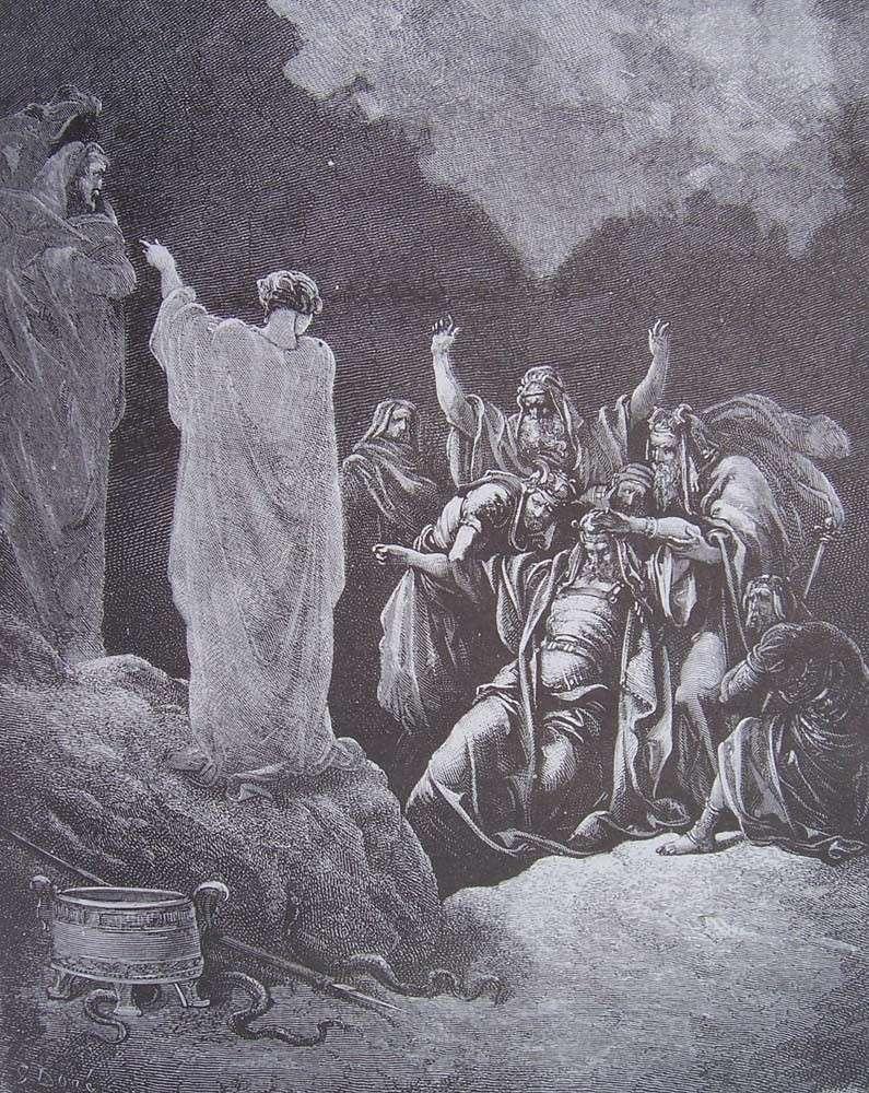 La Bible illustrée par Gustave Doré - Page 4 Gravur86