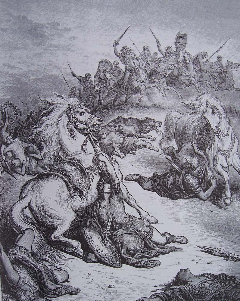 La Bible illustrée par Gustave Doré - Page 4 Gravur87