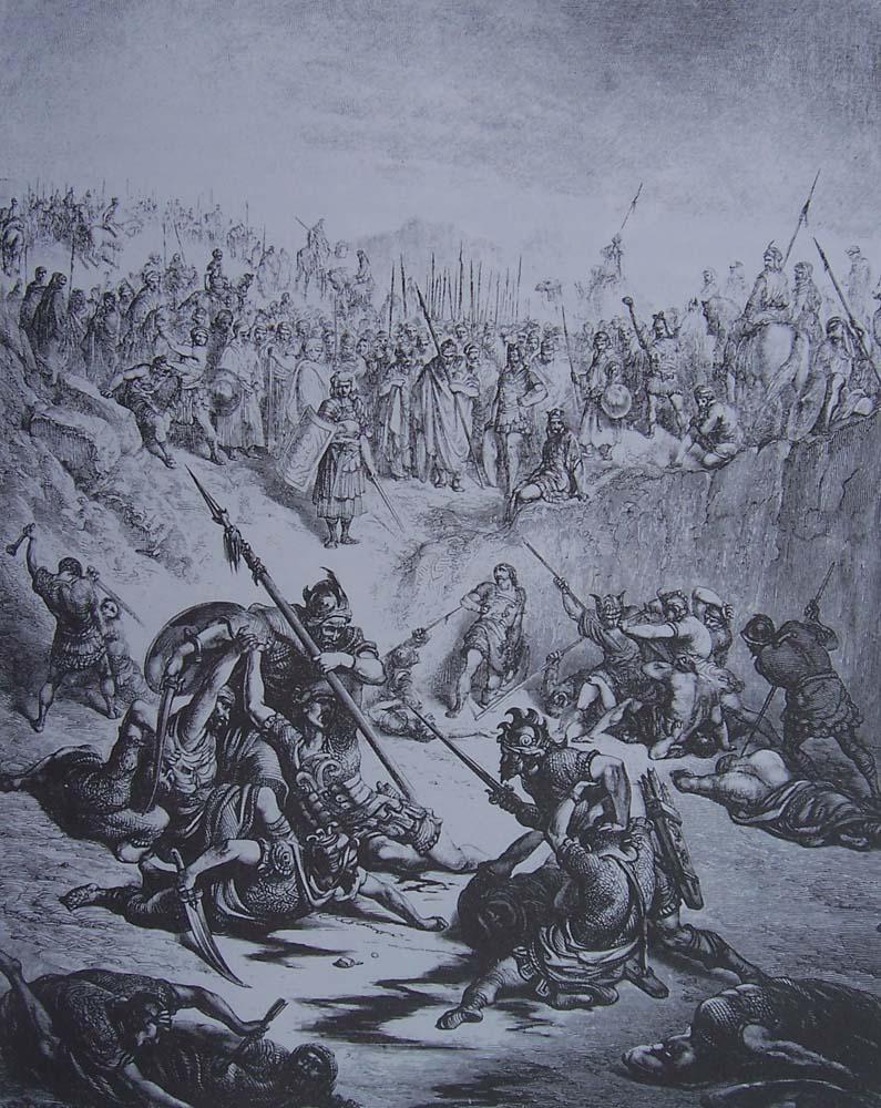 La Bible illustrée par Gustave Doré - Page 4 Gravur88