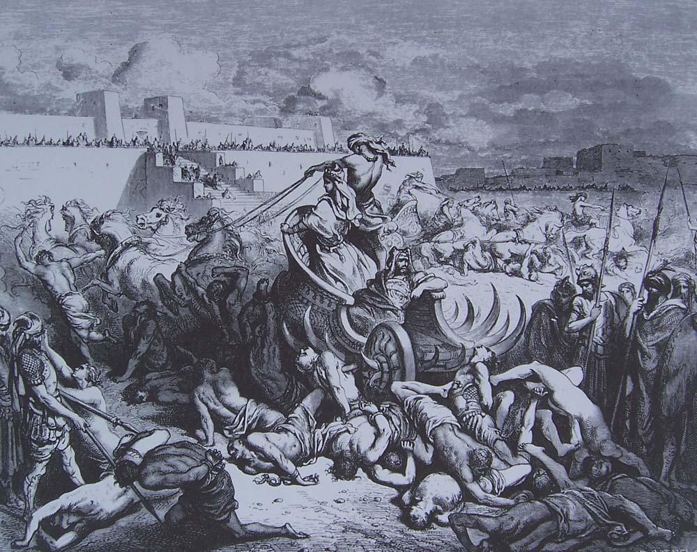 La Bible illustrée par Gustave Doré - Page 4 Gravur89