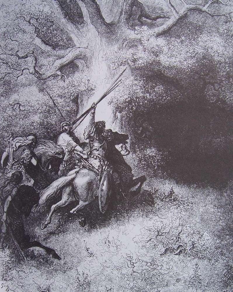 La Bible illustrée par Gustave Doré - Page 4 Gravur90