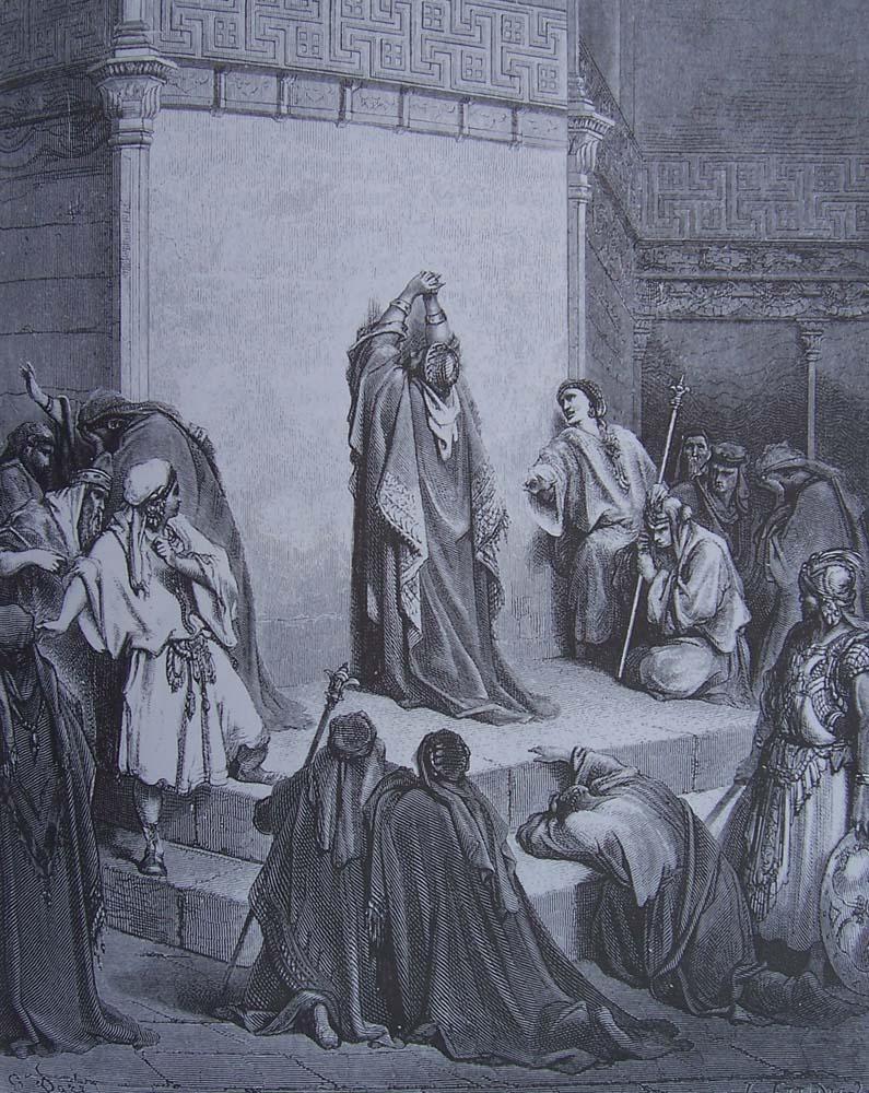 La Bible illustrée par Gustave Doré - Page 4 Gravur91