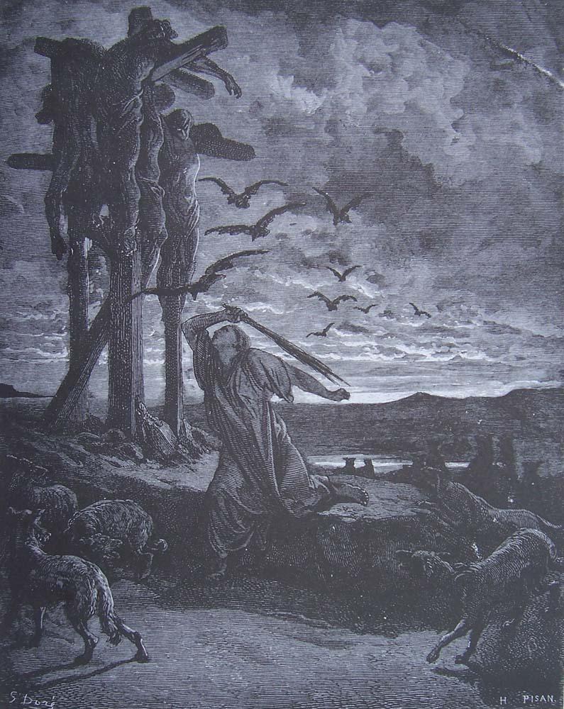 La Bible illustrée par Gustave Doré - Page 4 Gravur92