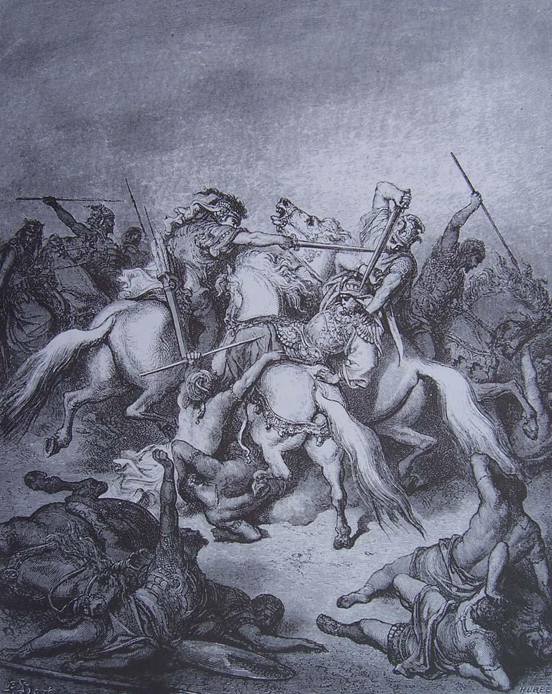 La Bible illustrée par Gustave Doré - Page 4 Gravur93