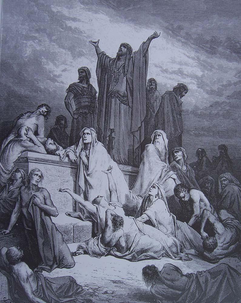 La Bible illustrée par Gustave Doré - Page 4 Gravur94
