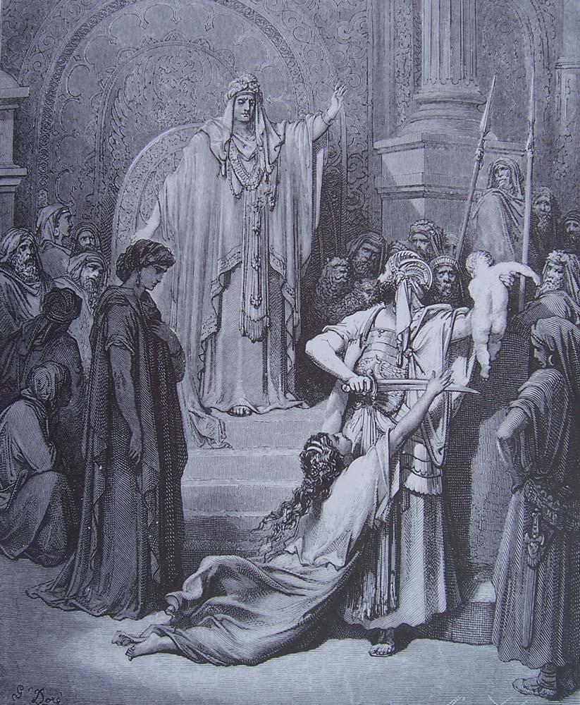 La Bible illustrée par Gustave Doré - Page 4 Gravur95