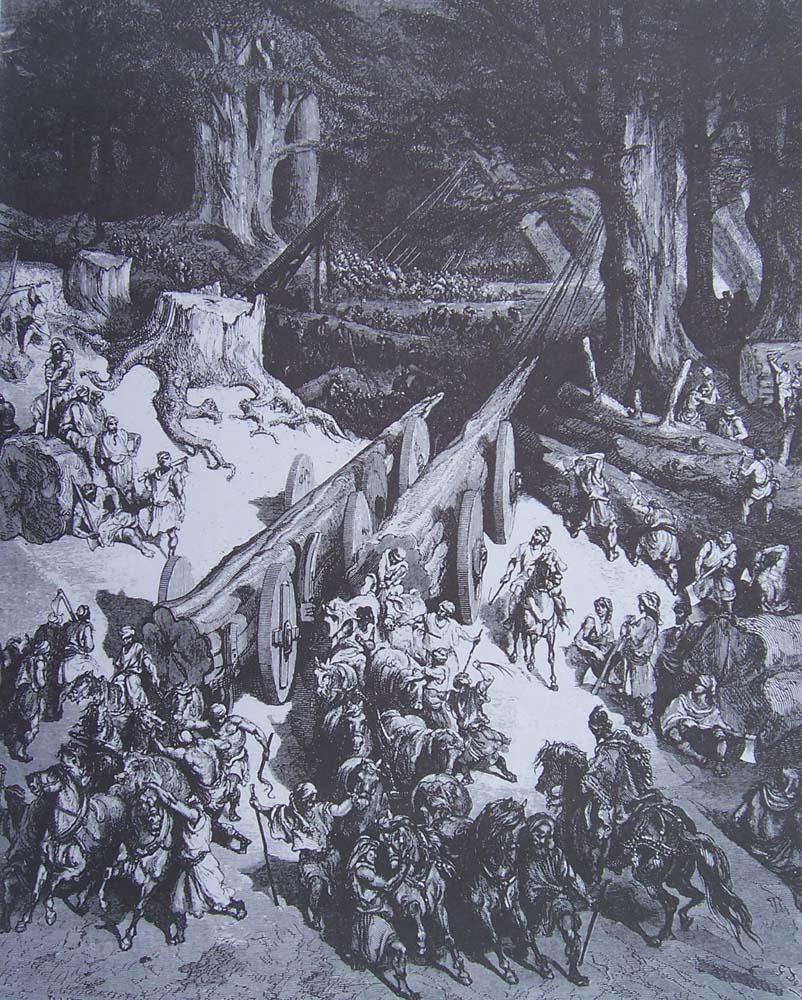 La Bible illustrée par Gustave Doré - Page 4 Gravur96