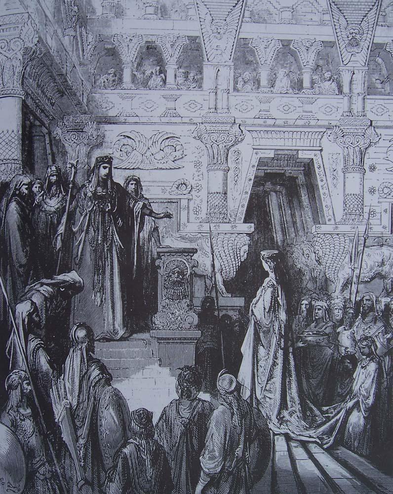 La Bible illustrée par Gustave Doré - Page 4 Gravur97