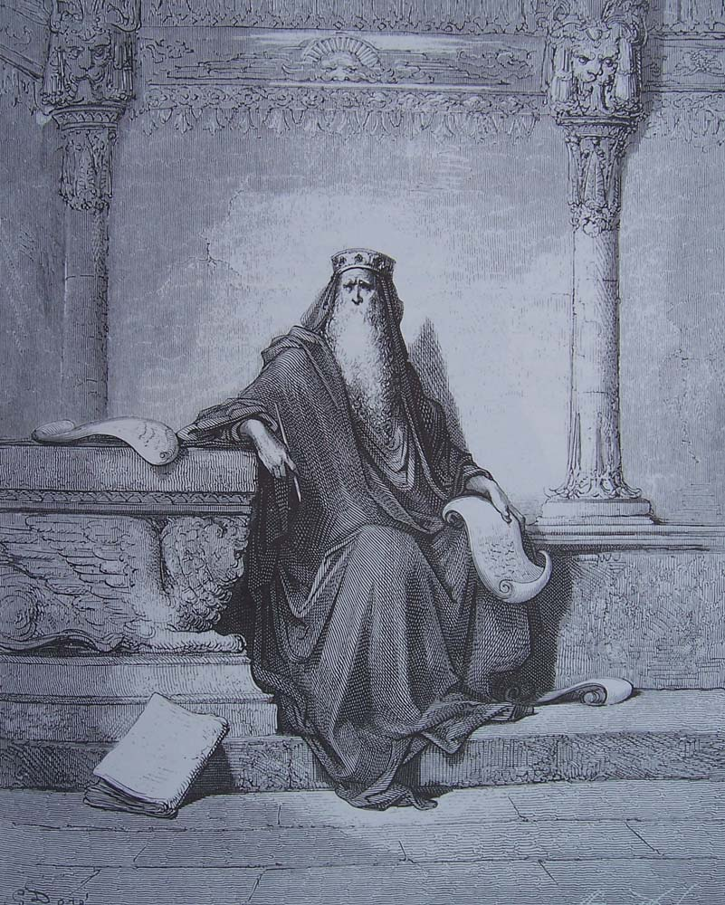 La Bible illustrée par Gustave Doré - Page 4 Gravur98