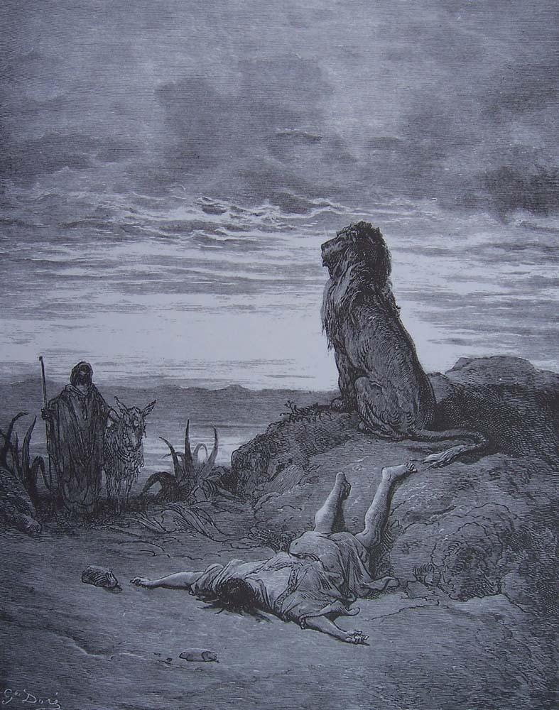 La Bible illustrée par Gustave Doré - Page 4 Gravur99