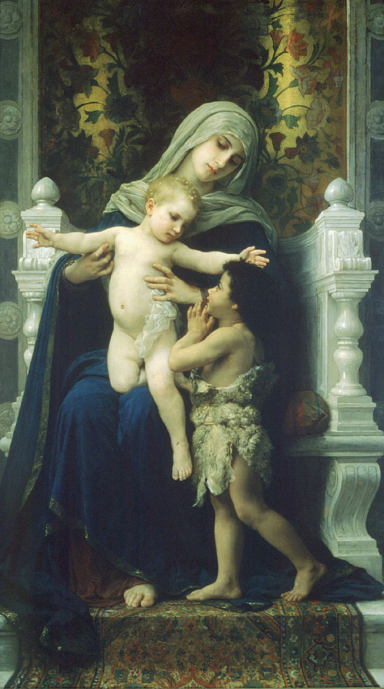 William Bouguereau et la Religion Willia21