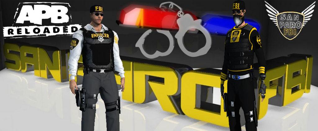 San Paro FBI Agency