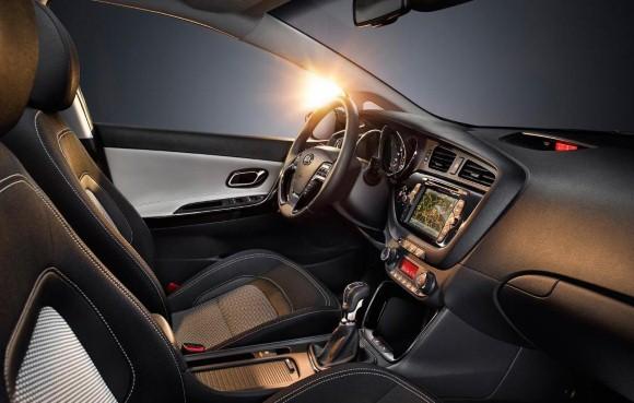 The all-new, 2012 Kia cee'd 310