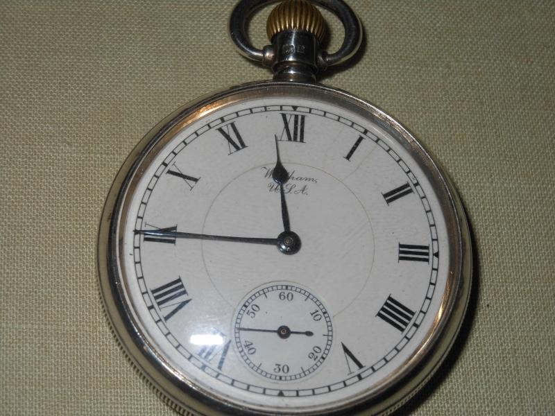 Votre montre de poche du moment ! - Page 4 Waltha10