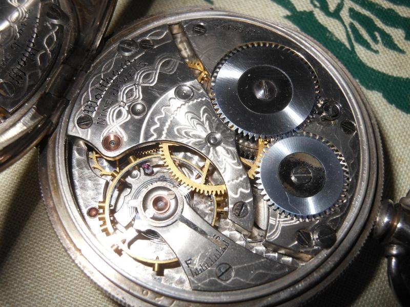 Votre montre de poche du moment ! - Page 4 Waltha11