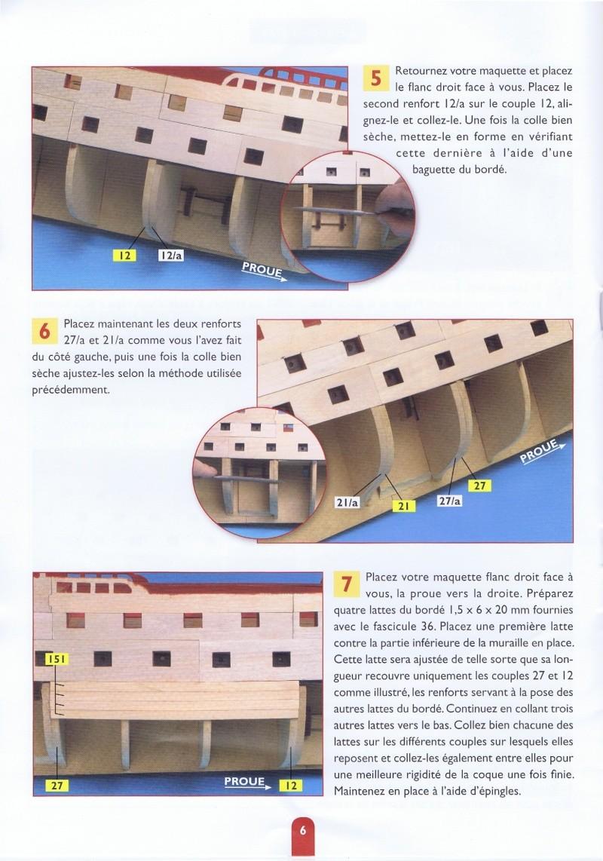 La Licorne ex-kit remaniée en scratch 1:72 fascicules Hachette - Page 4 Bordag10