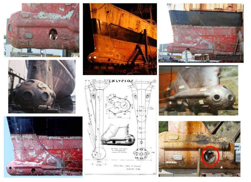 piani  -scr - la Calypso di cousteau autocostruita su piani museo della marina parigi - Pagina 2 Blub_w10