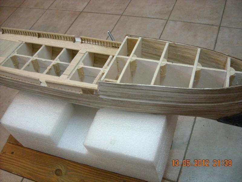 piani  -scr - la Calypso di cousteau autocostruita su piani museo della marina parigi Immagi10