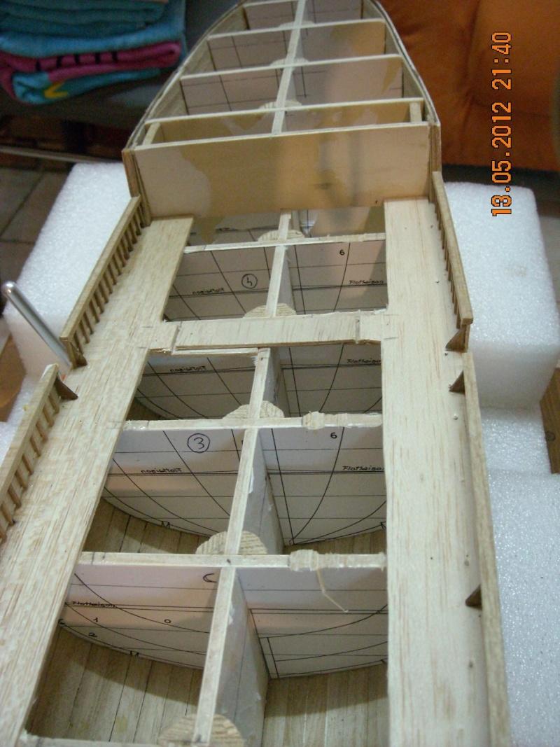 piani  -scr - la Calypso di cousteau autocostruita su piani museo della marina parigi Immagi11