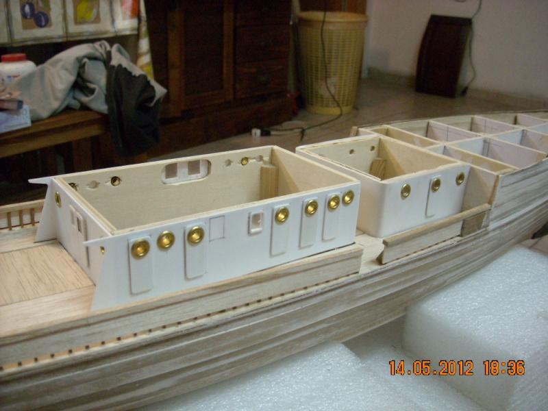 piani  -scr - la Calypso di cousteau autocostruita su piani museo della marina parigi Immagi13
