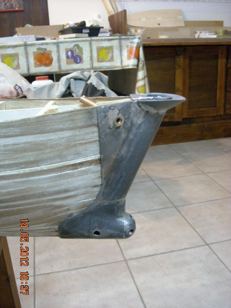 piani  -scr - la Calypso di cousteau autocostruita su piani museo della marina parigi Immagi15