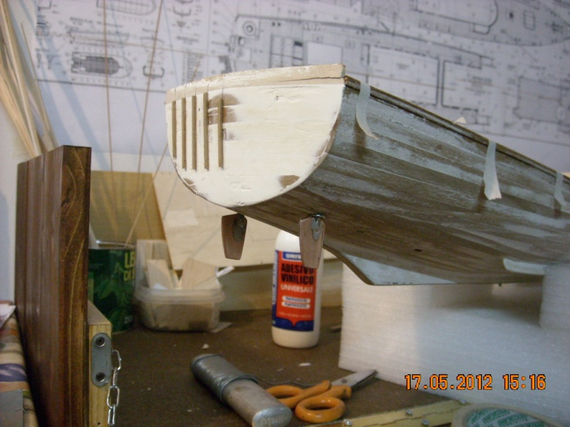 piani  -scr - la Calypso di cousteau autocostruita su piani museo della marina parigi - Pagina 2 Immagi27