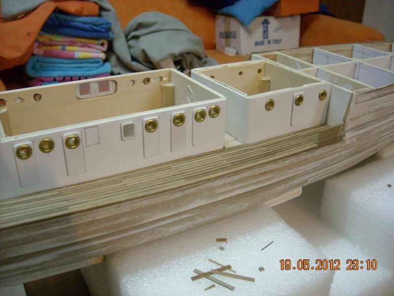 piani  -scr - la Calypso di cousteau autocostruita su piani museo della marina parigi - Pagina 2 Immagi30