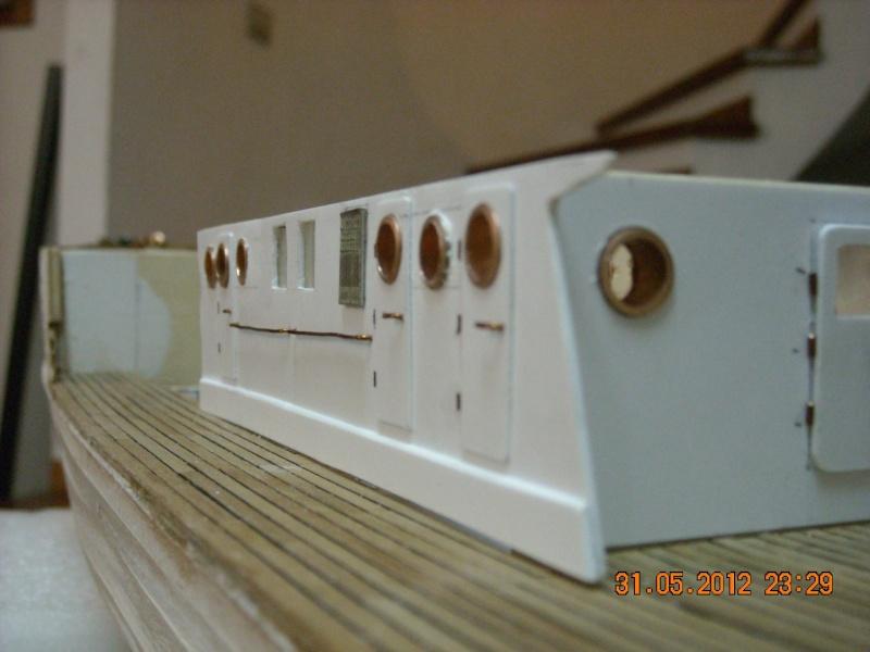 piani  -scr - la Calypso di cousteau autocostruita su piani museo della marina parigi - Pagina 3 Immagi46
