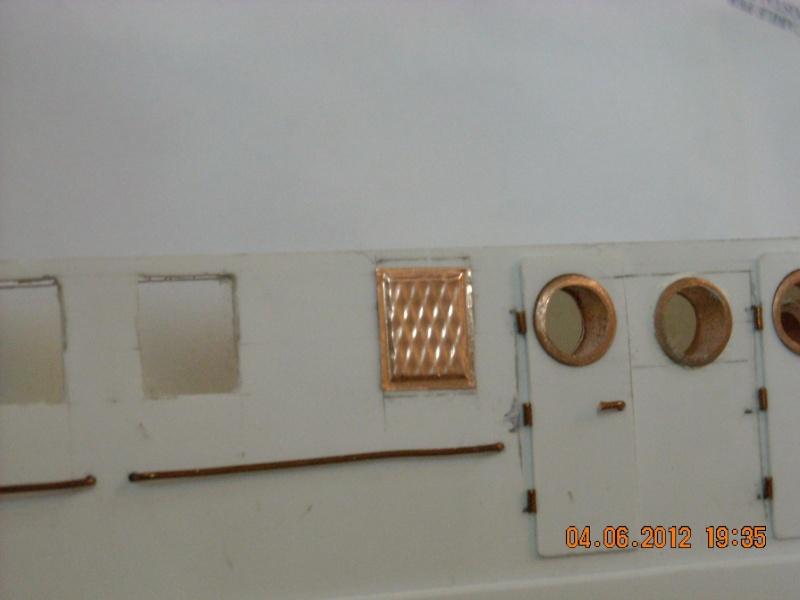 piani  -scr - la Calypso di cousteau autocostruita su piani museo della marina parigi - Pagina 3 Immagi58