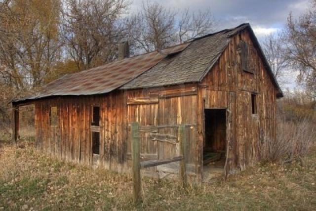 Abandoned Two-leg farm/Canvasser Farm RP 38006210