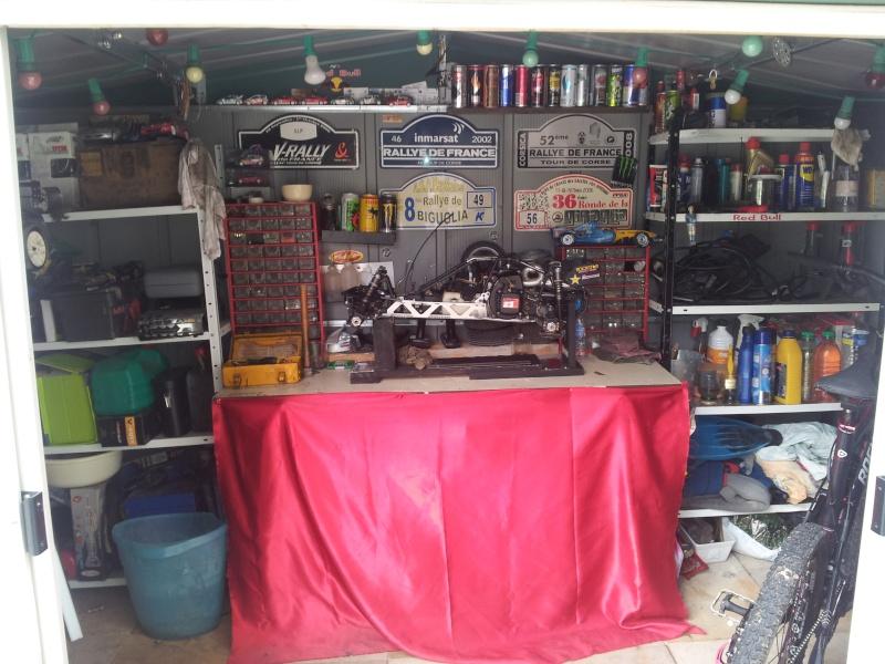 Comment est votre atelier en hiver !!! 2012-111