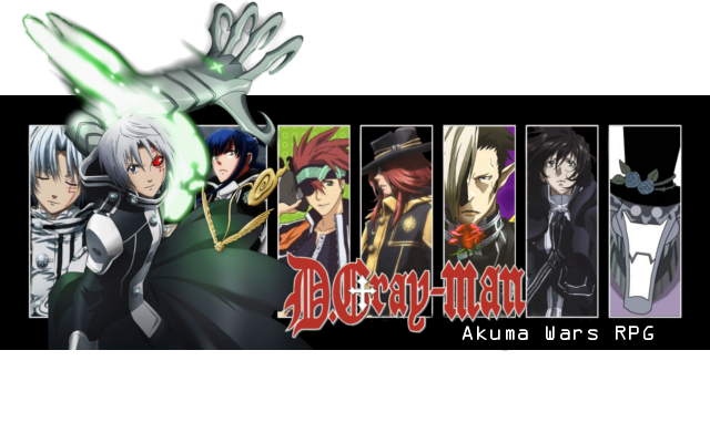 D.Gray-Man Akuma Wars Akumaw15