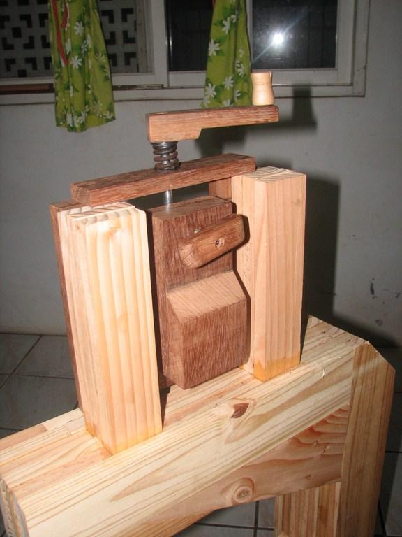 fabrication d'une Scie à ruban en bois Img_3718
