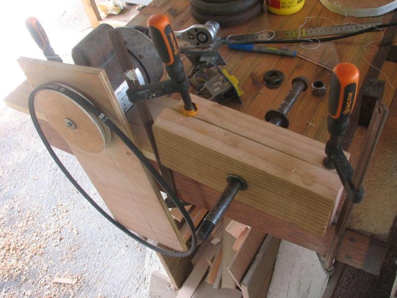 fabrication d'une Scie à ruban en bois Img_3720
