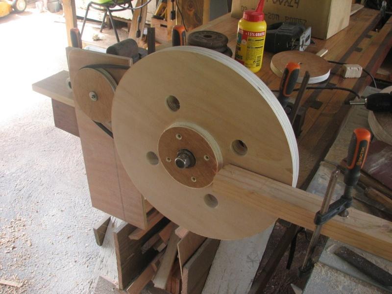 fabrication d'une Scie à ruban en bois Img_3810