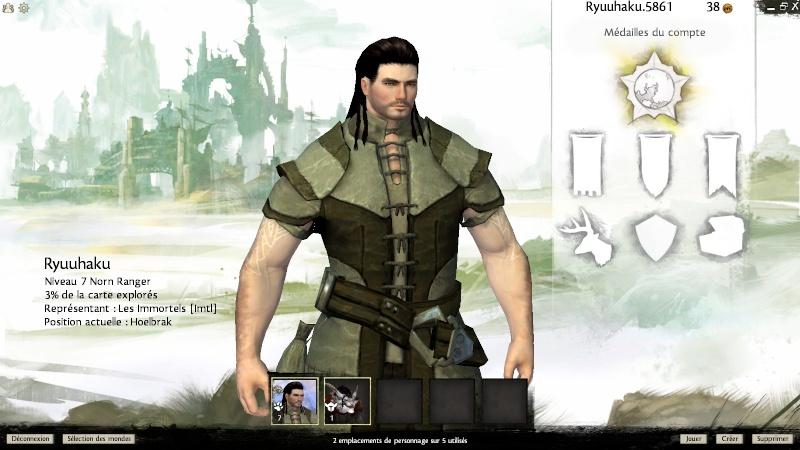 Personnages Ryuu Gw00212