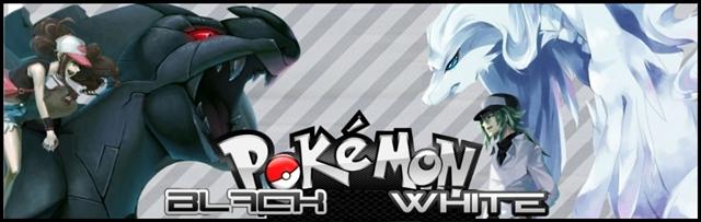 Pokémon Black White RPG
