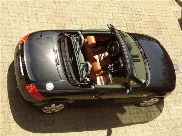 Le TT Roadster 8N de Spartan09 P1000914