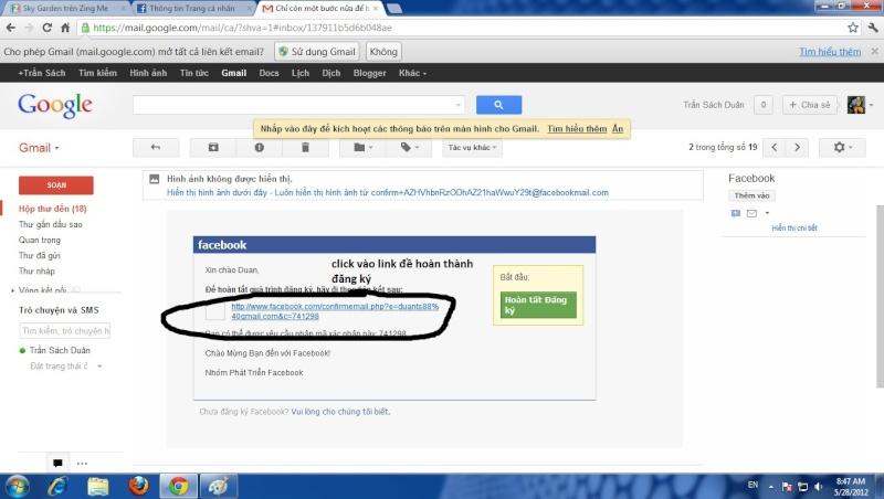 Hướng dẫn Tạo acc facebook mới nhất tháng 5/2012 210