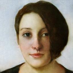 votre portrait à partir de peintures et d'intelligence artificielle  Ps1310