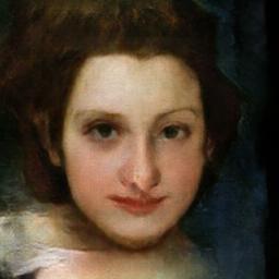 votre portrait à partir de peintures et d'intelligence artificielle  Ps310